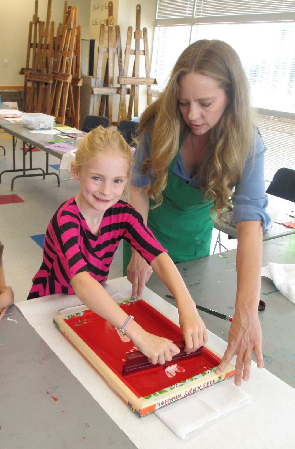 Printmaking for Youth, Ages 10-15, Spring Break Camp - March 26 through March 30, 20181:00 PM - 4:00 PM$112 Early registration; $117 Regular priceLakewood Cultural Center470 S Allison Pkwy., Lakewood, CO 80226