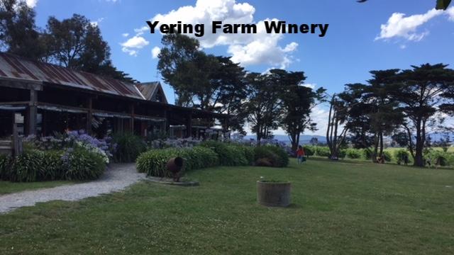 Yering Farm Winery