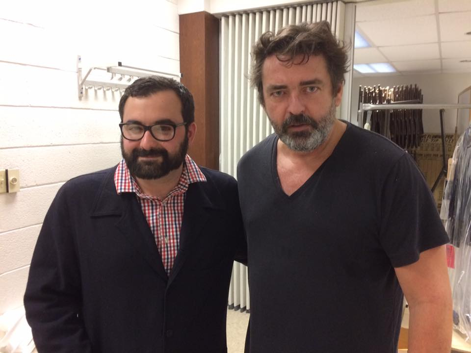 With Angus Macfadyen (Braveheart, Lost City of Z) as Angus Ford