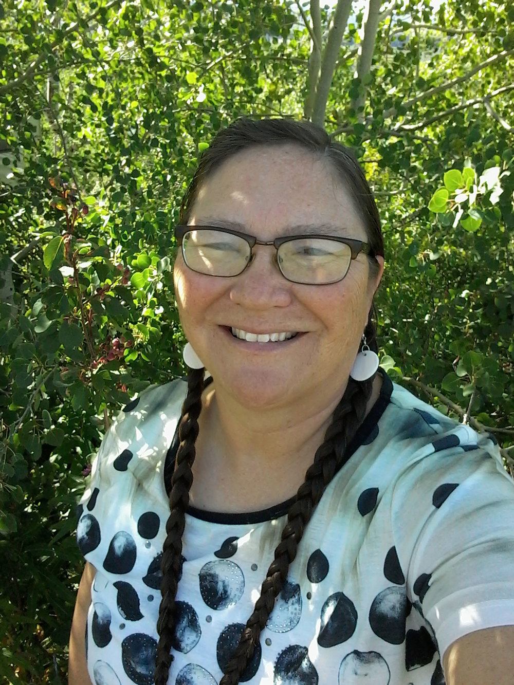 Rosalyn LaPier, PhD is an award winning Indigenous writer, ethnobotanist and environmental historian. She studies Indigenous peoples unique view of the natural world, in which natural science and religion intersect. She is an enrolled member of the Blackfeet Tribe of Montana and Métis. 1/26/2017