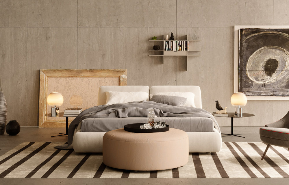 Poliform Bed
