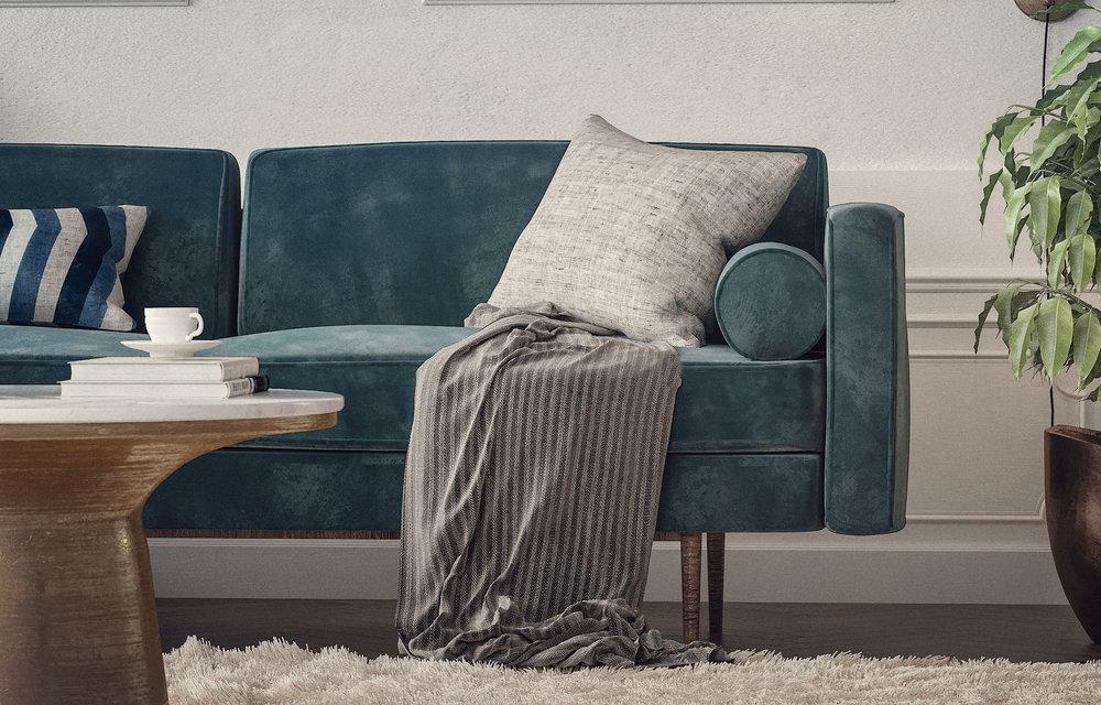 Monroe Sofa West Elm