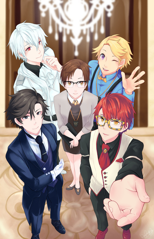 Mystic Messenger: Party
