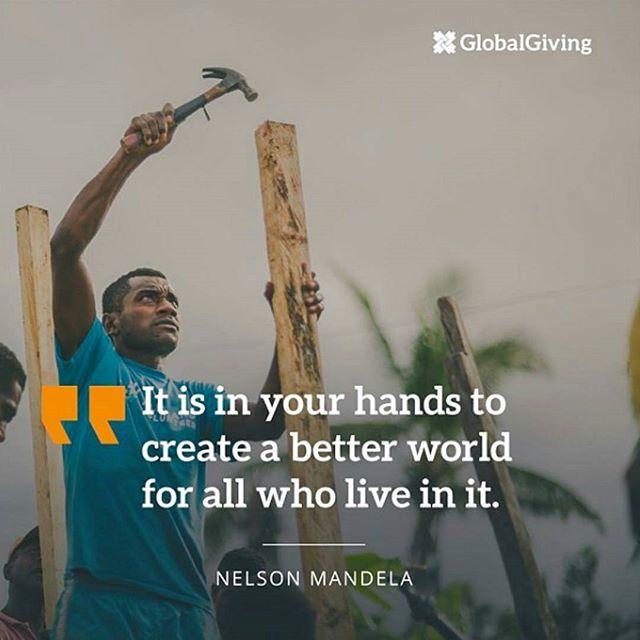 Photo: globalgiving #cognito #aware #betterworld