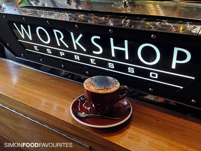 WORKSHOP ESPRESSO, SYDNEY