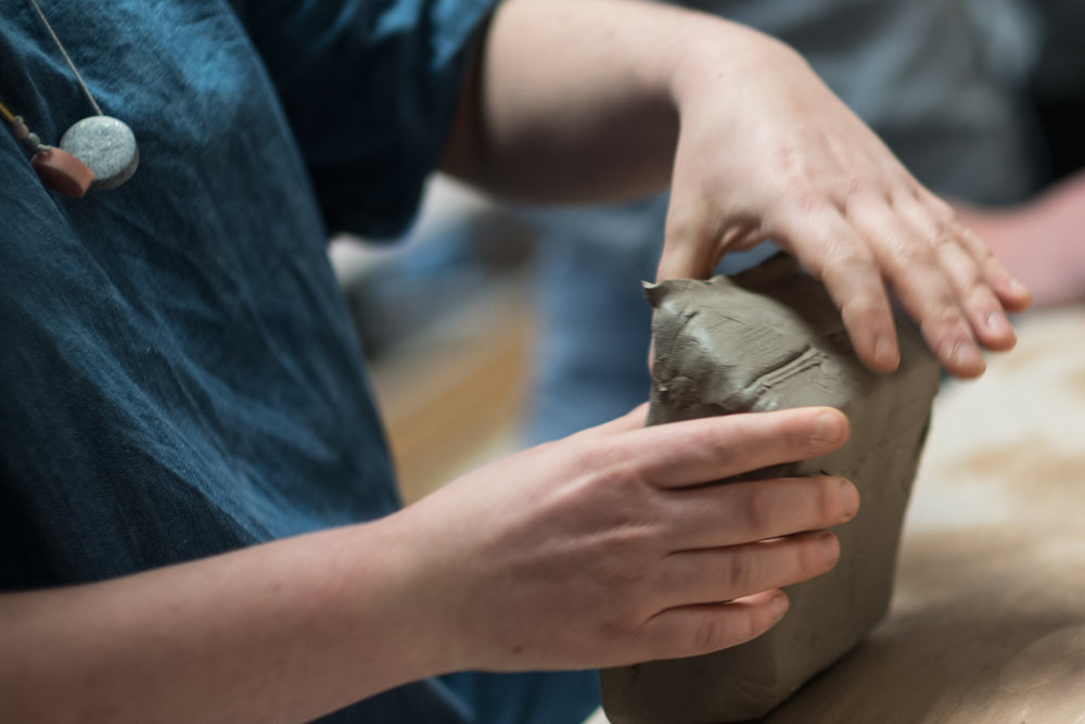 POTTERY WITH LAURA - Thursdays, 6-8pmLearn how to make beautiful pottery in a relaxed environment.