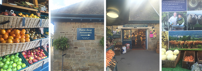 chatsworth farm shop rapeseed oil stockist