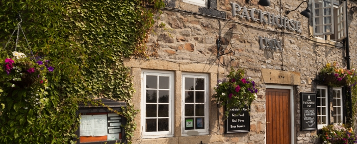 The Packhorse Inn rapeseed oil stockist