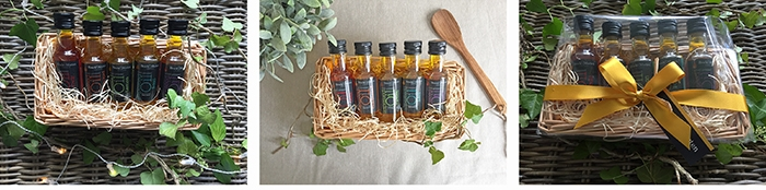 fathers day gift ideas for foodies why not try rapeseed oil cooking set