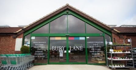 Bury Lane Farm Shop Rapeseed Oil Stockist