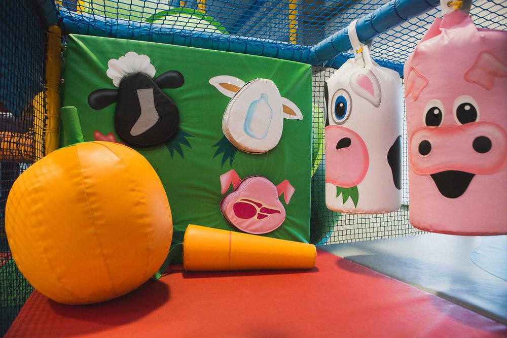Family entertainment at Bury Lane Farm Shop
