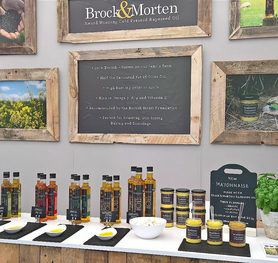 events for rapeseed oil