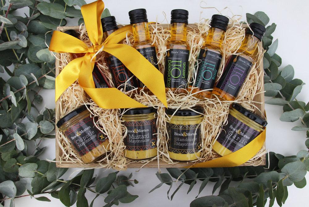 Oils and Mayo Set on Eucalyptus.jpg