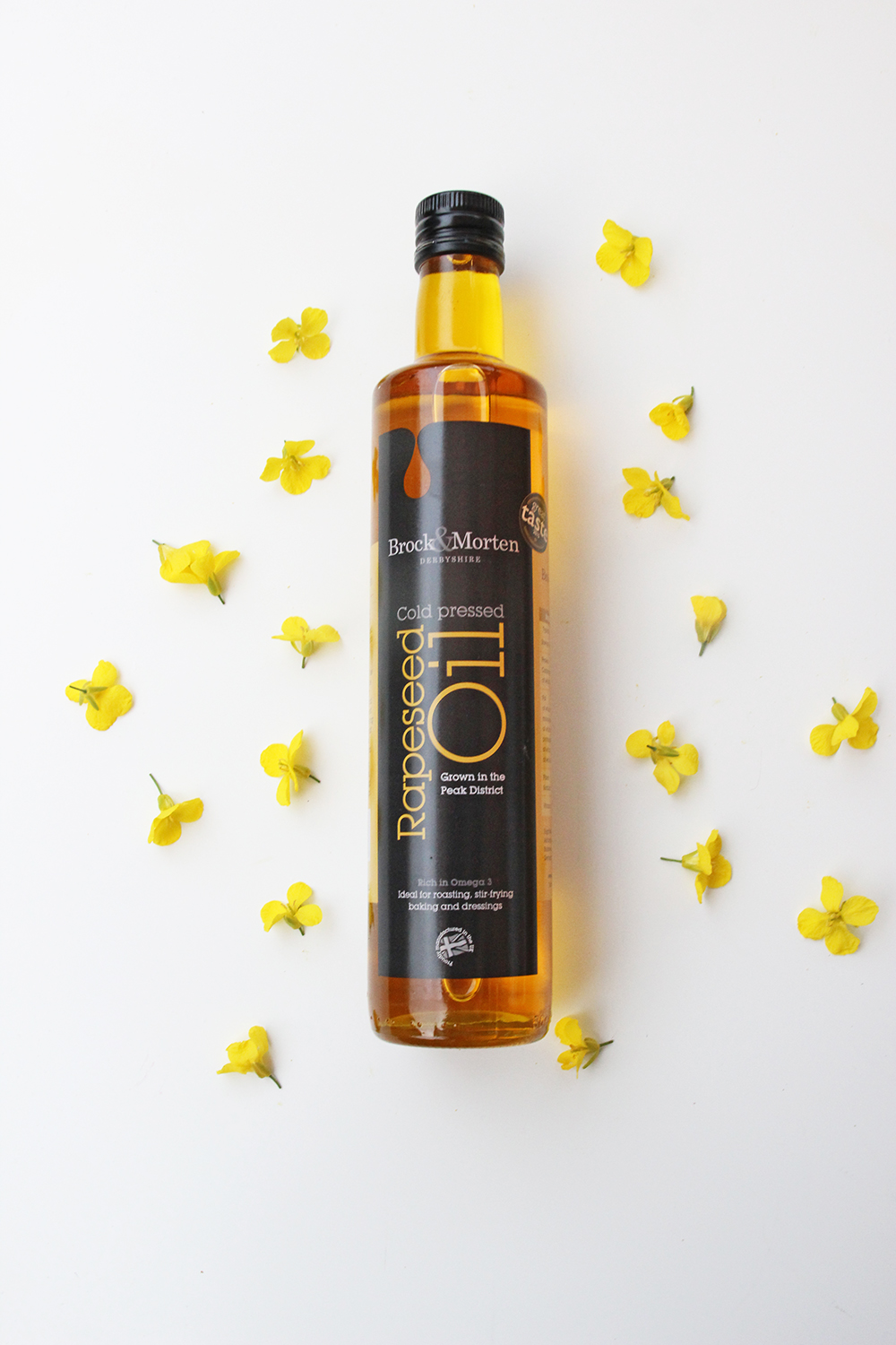 Rapeseed oil Derbyshire