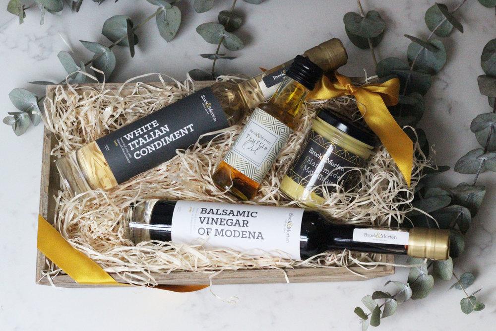 balsamic vinegars for christmas gifts