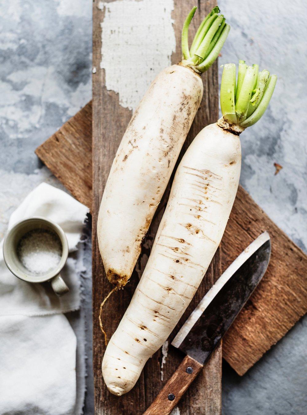 christmas parsnip recipe