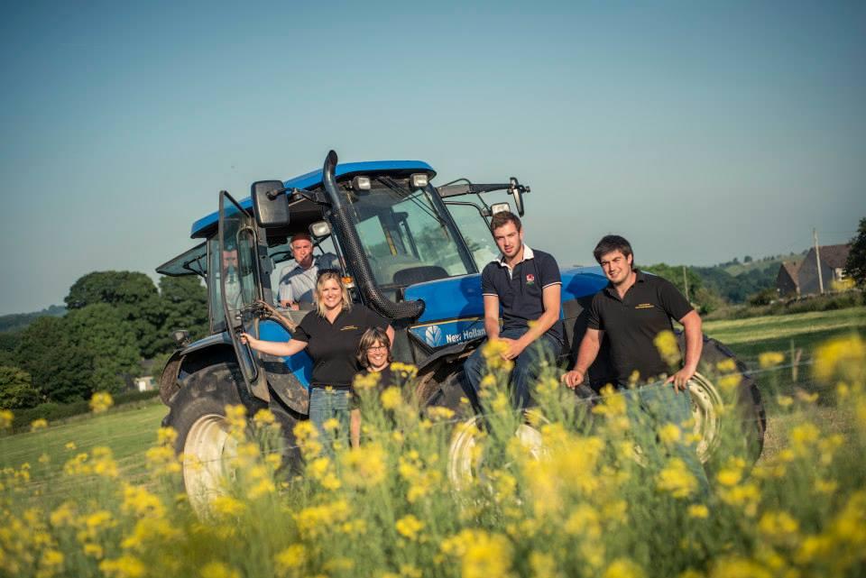 derbyshire rapeseed oil