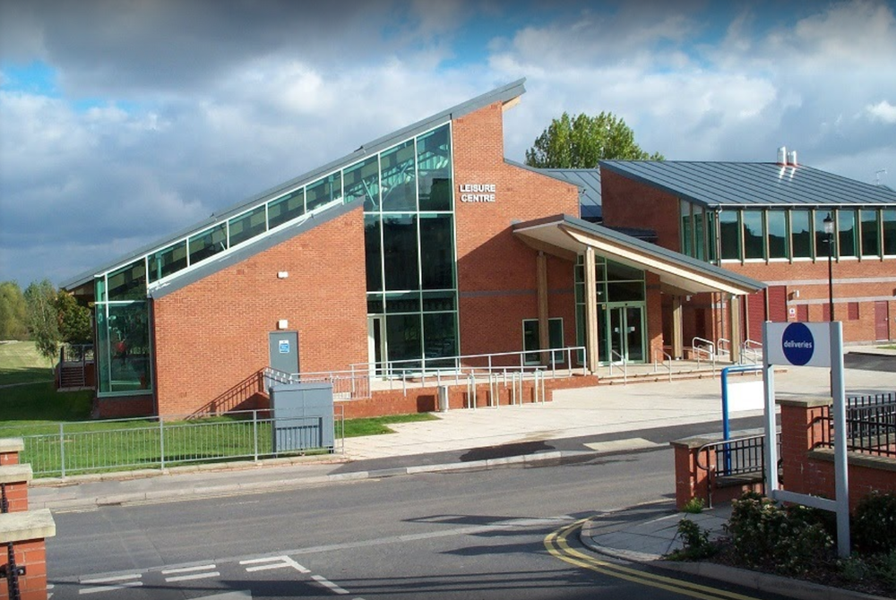 Pershore Sports & Leisure Centre