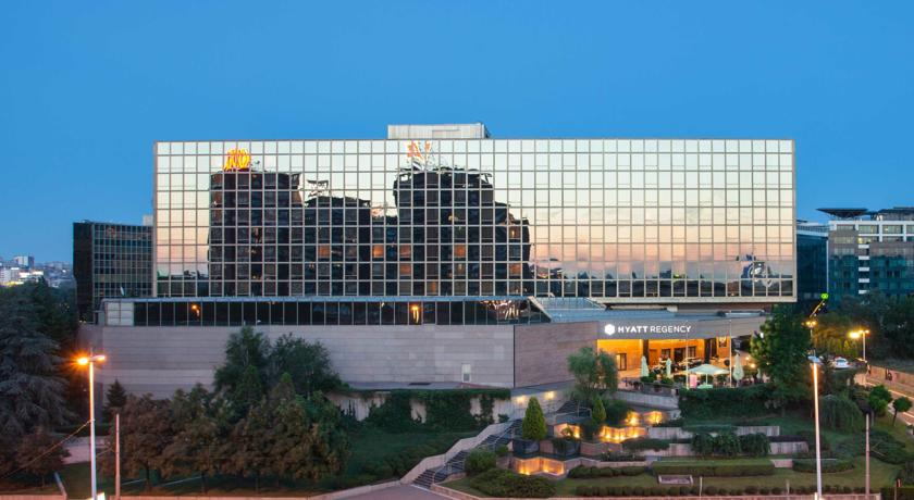 HYATT REGENCY BELGRADE -
