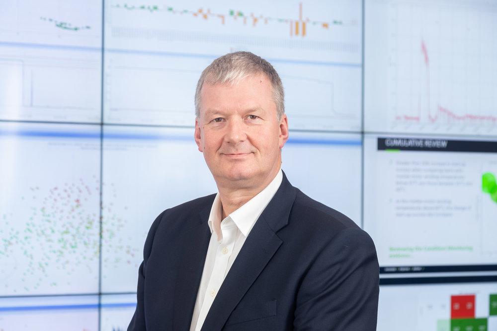 Roy Buchan, Senior Vice President, OPEX Group