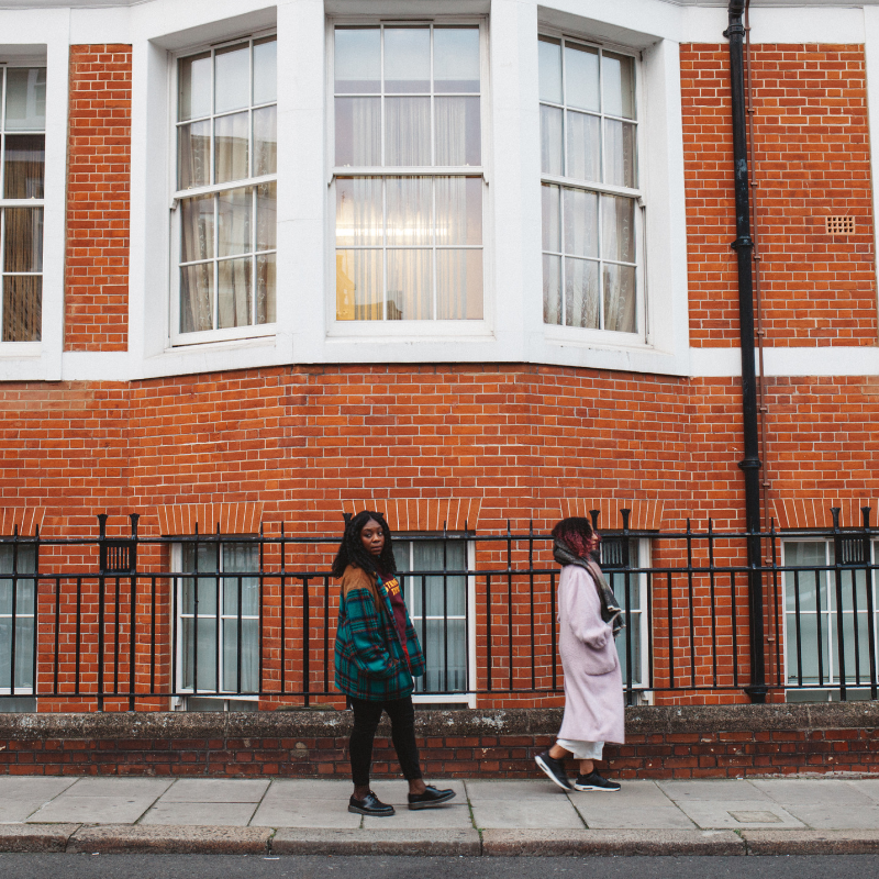 I DON'T THINK YOU CAN CALL YOURSELF AN ARTIST IF YOU DON'T  TOUR -