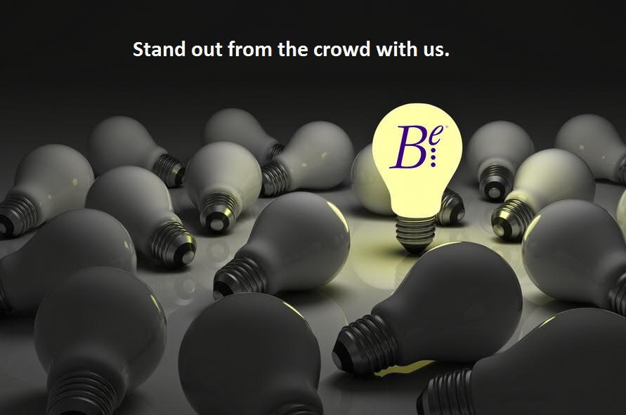 Be Personnel - Stand out from the crowd