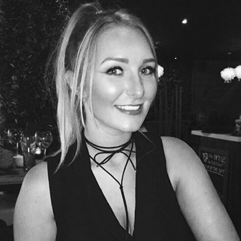 Olivia Hudson – Recruitment  & Administration Assistant
