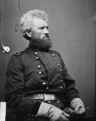 Gen. Robert H. Milroy (Library of Congress)