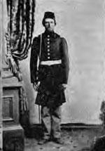 Capt. Robert Andis, Co. B, 1862