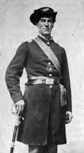 Lt. George Walker, Co. F, 1862