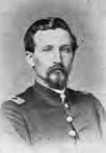 Major Joseph Homan, 1863