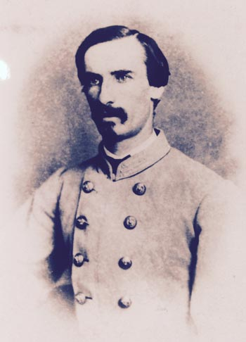 Capt. L. Weiber Reid, 36th Virginia
