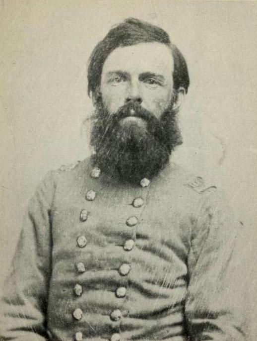 Lt. Col. Thomas C. Glover, 21st Georgia