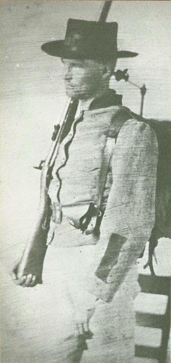 Pvt. Ivy W. Duncan, 15th Georgia