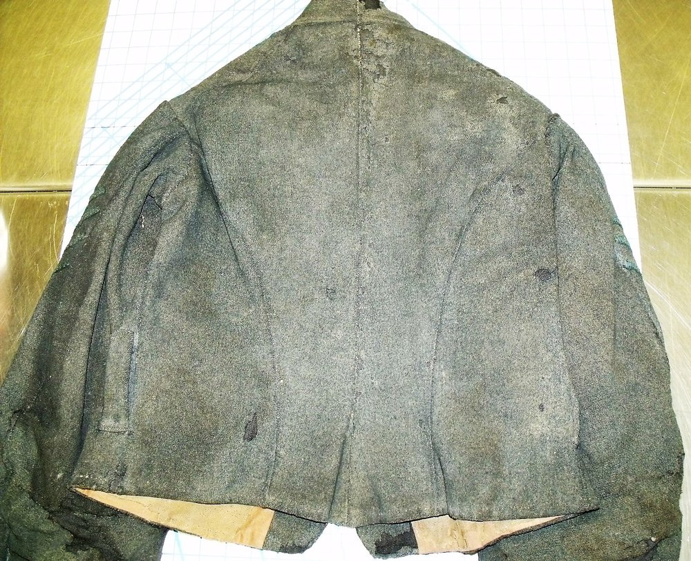 Gettysburg NPS jacket
