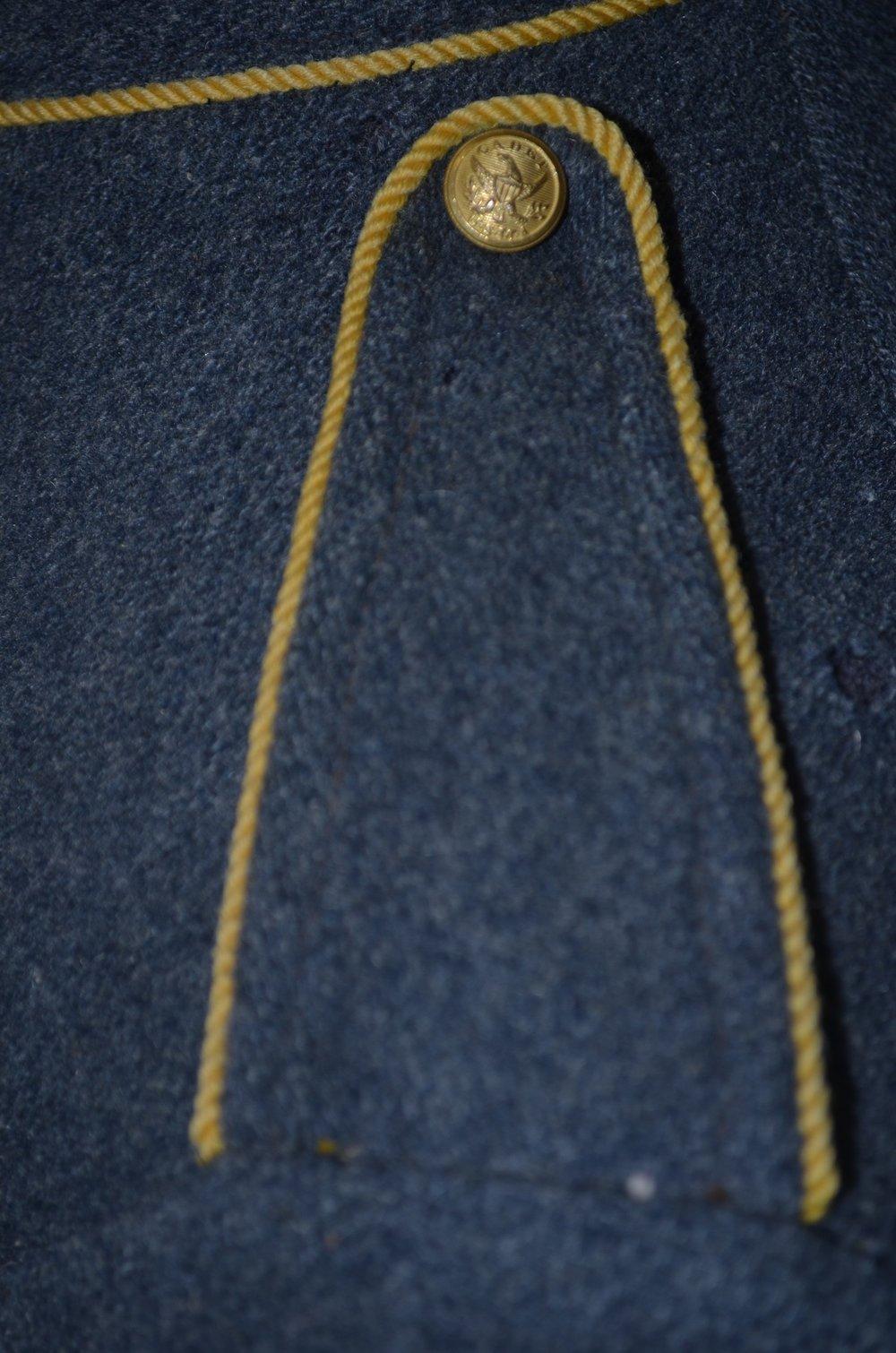 George P Bryan jacket