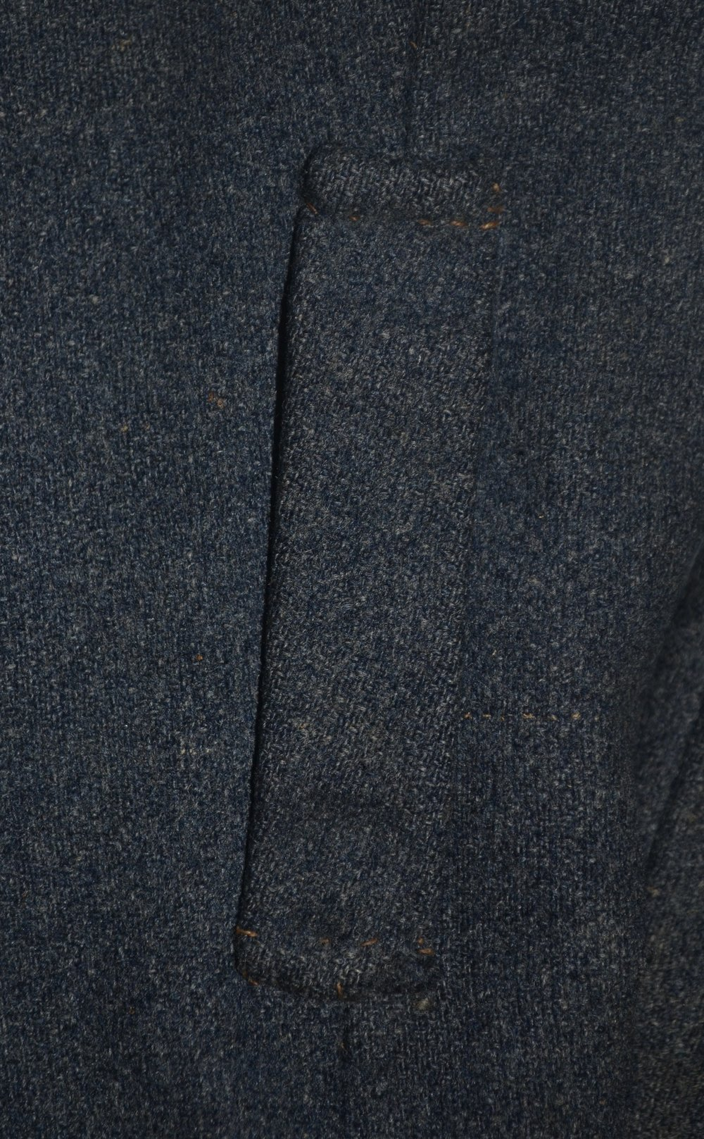 George H T Greer jacket – centered on side  seam
