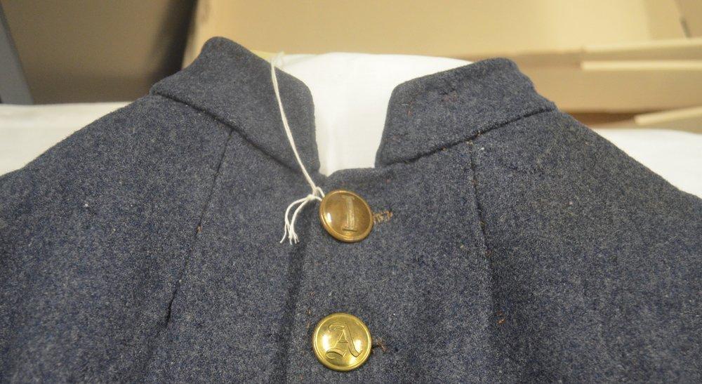 George W Wilson Jacket (darts in neck)