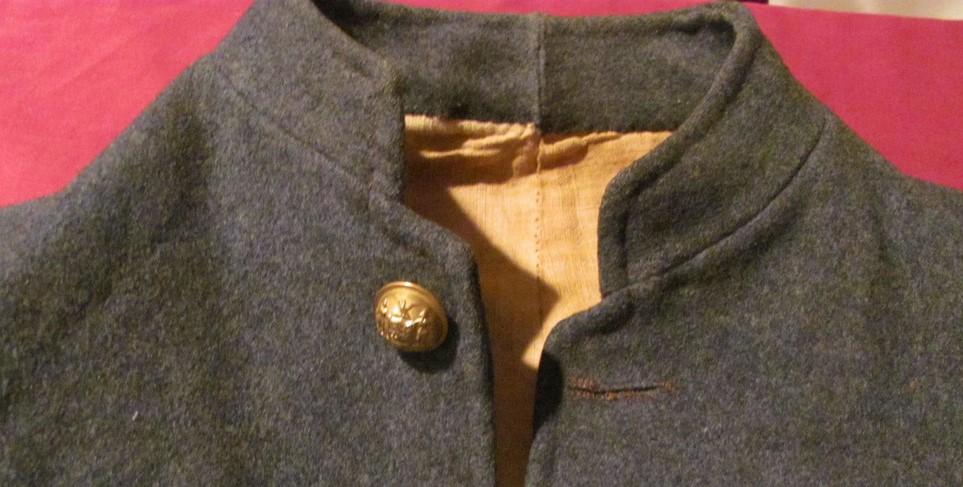 Charles S Tinges Jacket