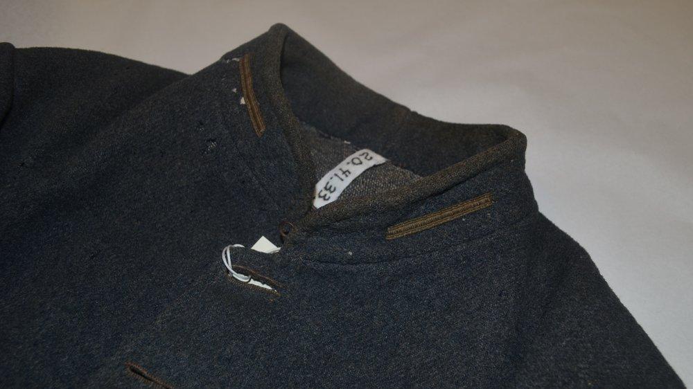 Thomas H Tolson Jacket