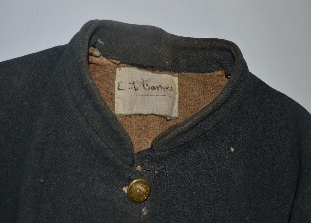 E F Barnes Jacket