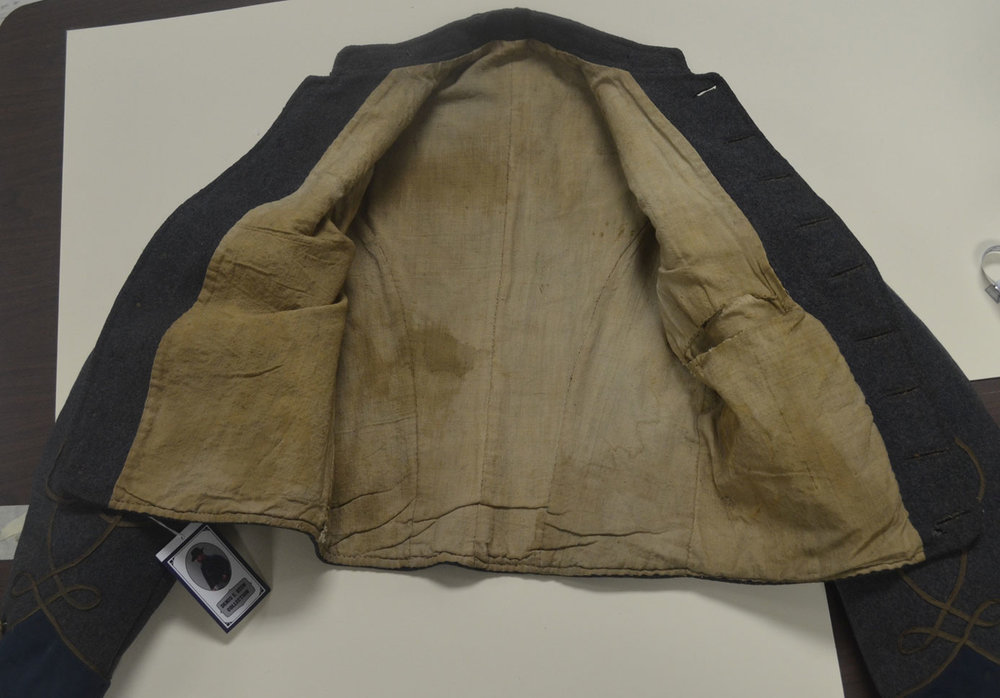 John J Haines Jacket (as manufactured)