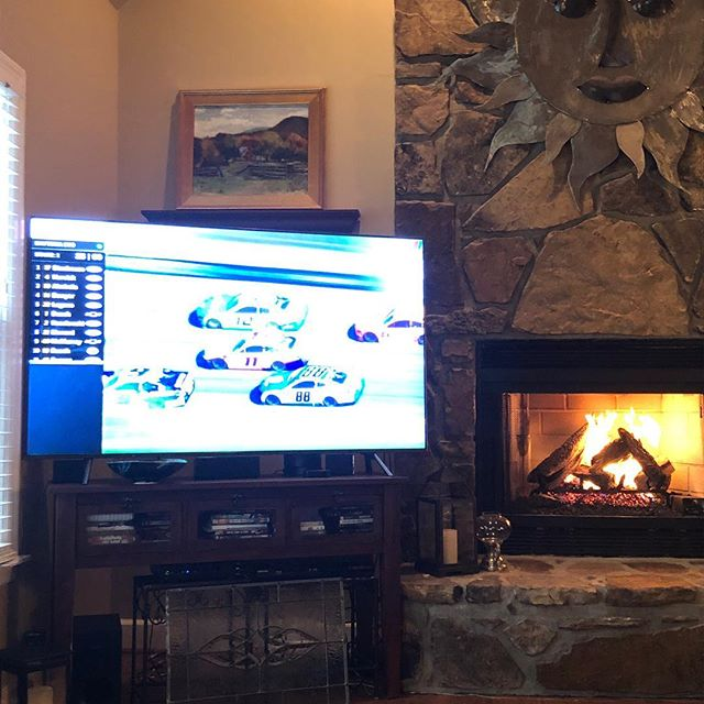 Rainy Sunday, Daytona 500!!