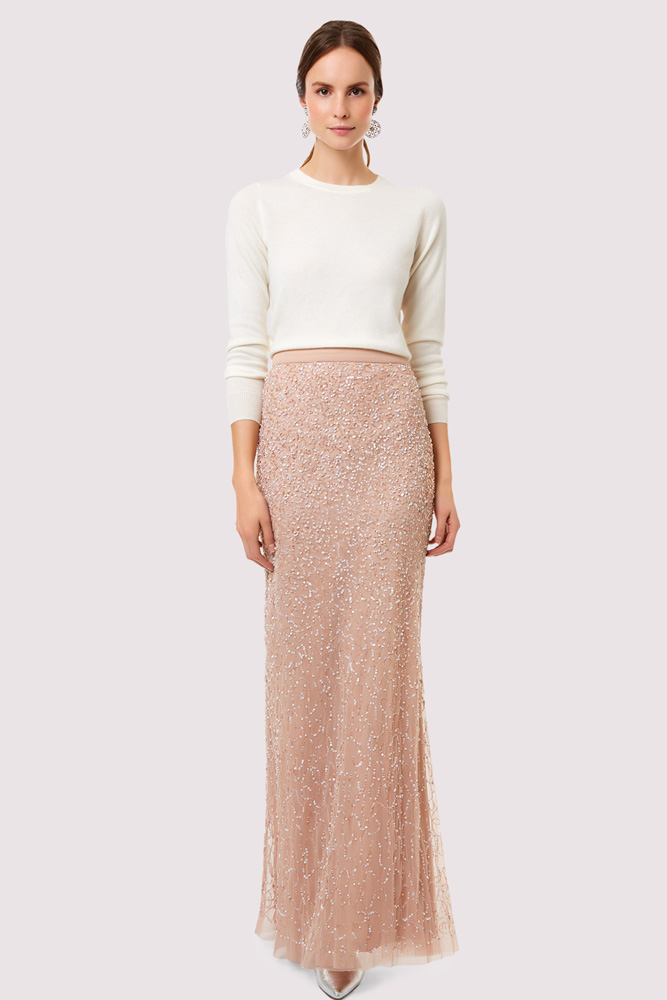 Lyra Skirt in Nude Encrusted.jpg