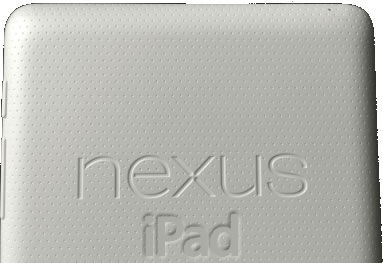 Nexus iPad