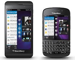Blackberry Z10 & Q10