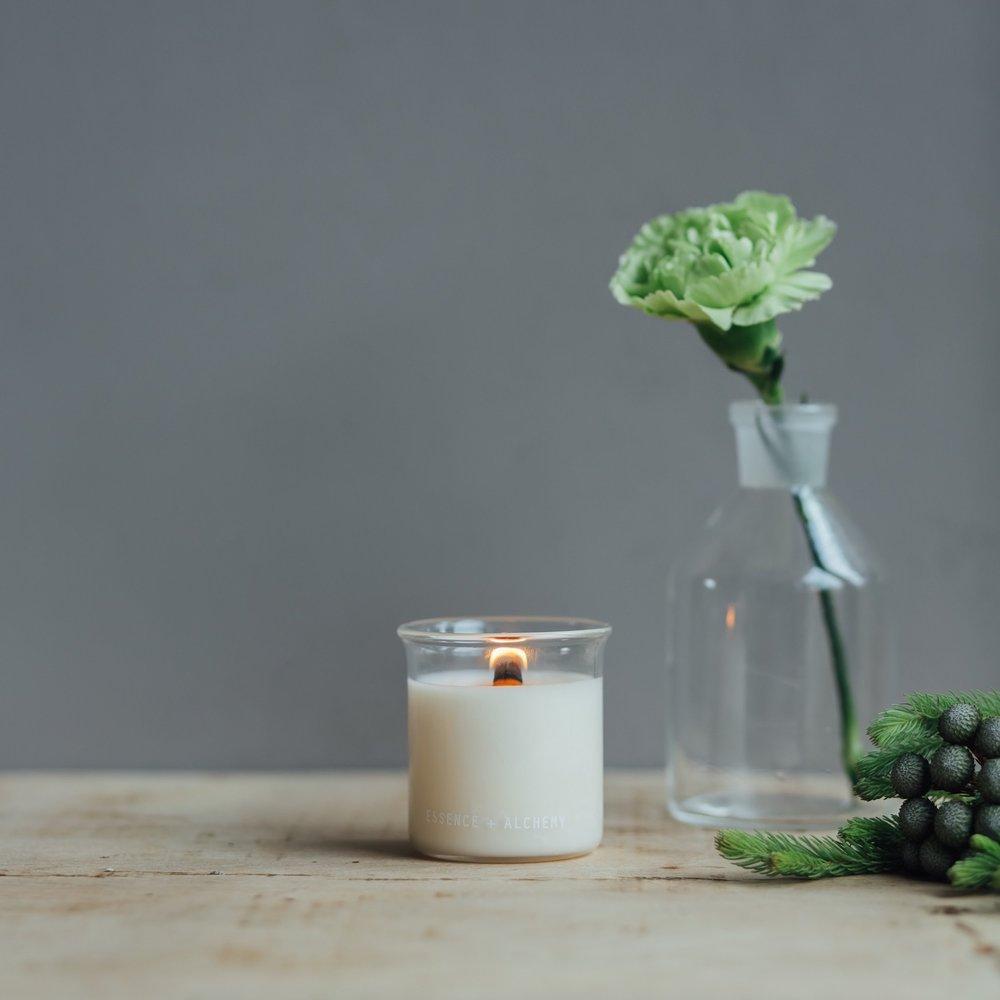 Beaker Candles