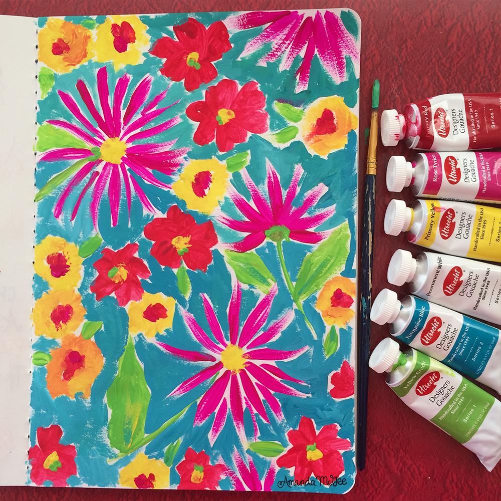 AmandaMcGee_Sketchbook_BrightFloral.jpg