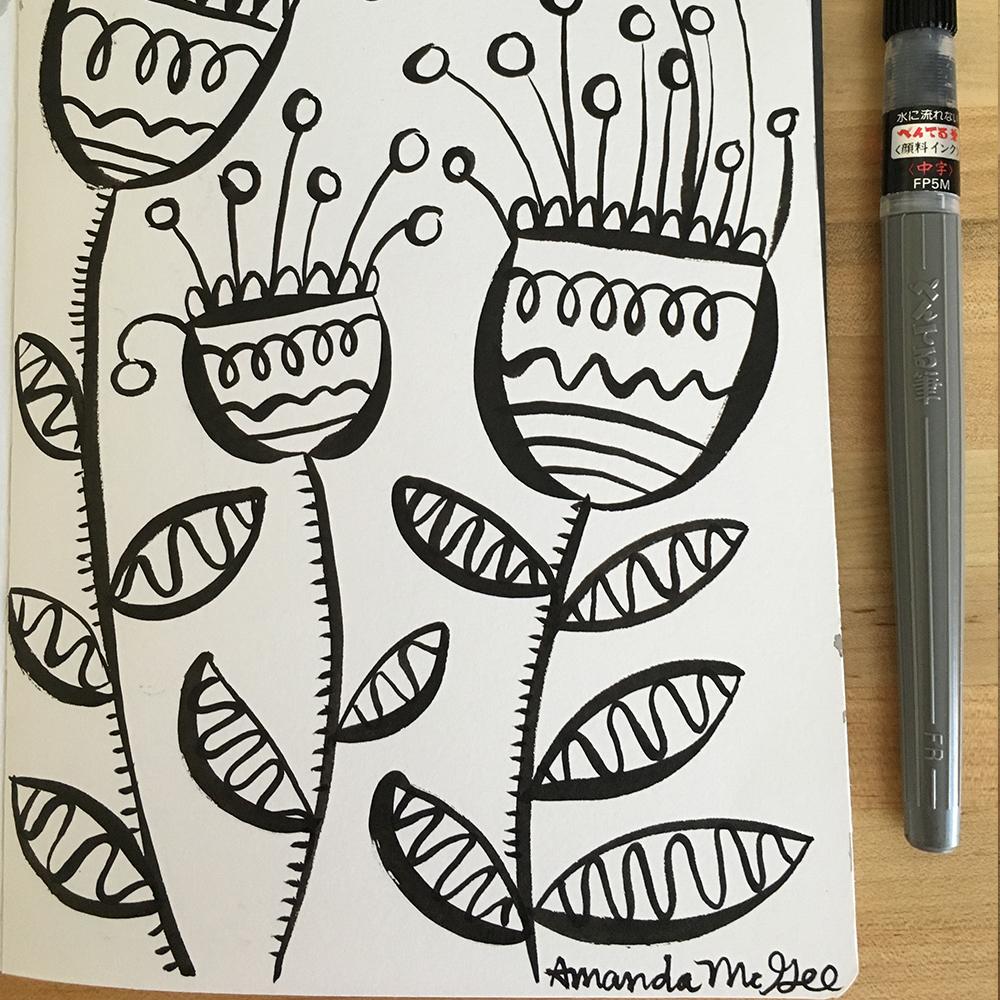AmandaMcGee_Sketchbook_DoodleFlowers.jpg