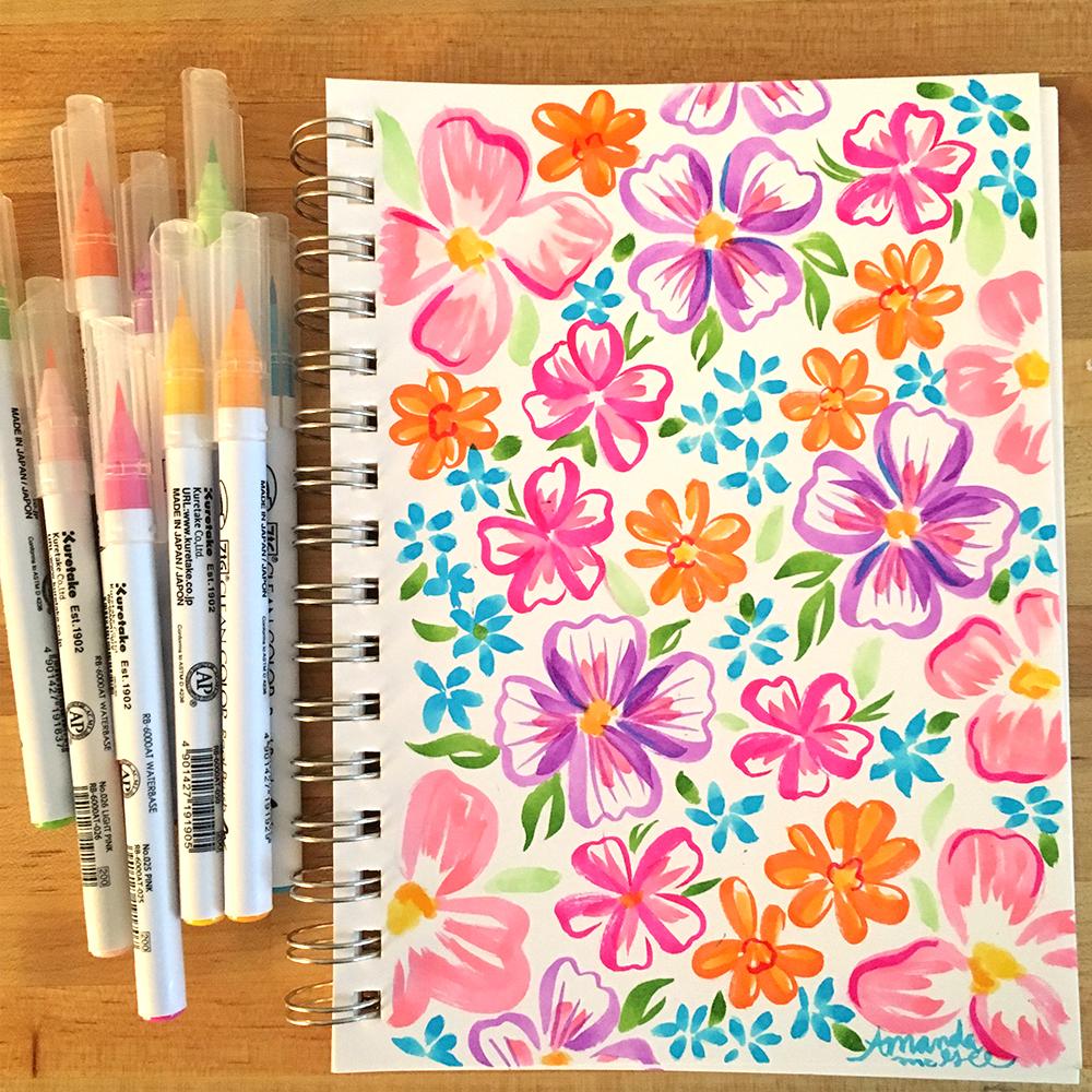 AmandaMcGee_Sketchbook_TropicalFloral.jpg